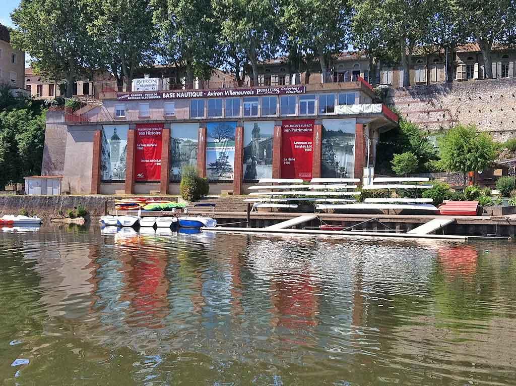 aviron villeneuvois rowing in villeneuve sur lot. Black Bedroom Furniture Sets. Home Design Ideas