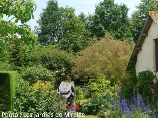 Les jardins de mireille