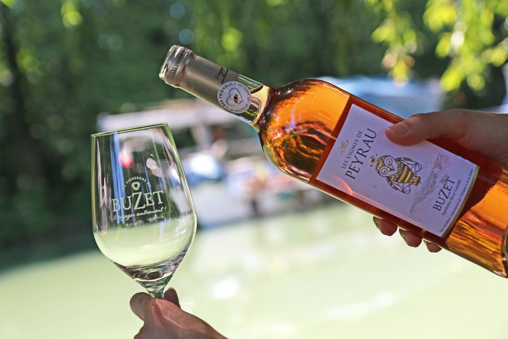 Les vins de Buzet