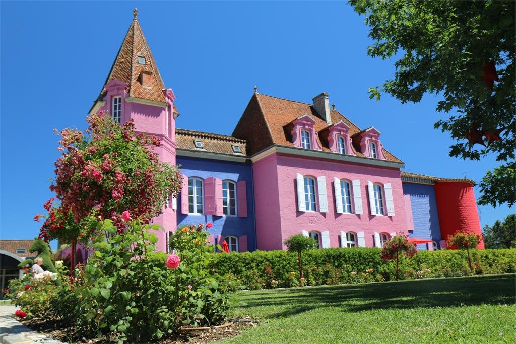 Le Château Le Stelsia