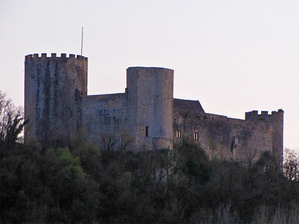 Château de Sauveterre-la-Lémance