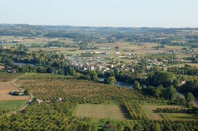 Le Lot-et-Garonne et son faible dénivelé