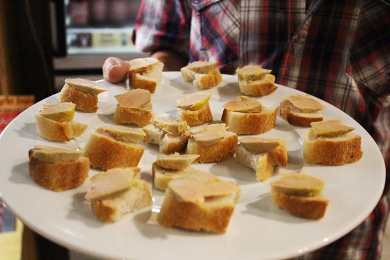Musée du foie gras, vous en prendrez bien un peu ?