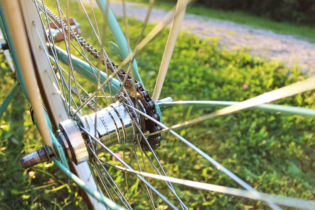 Enfourchez un vélo ! C'est gratuit et ça roule toute l'année !