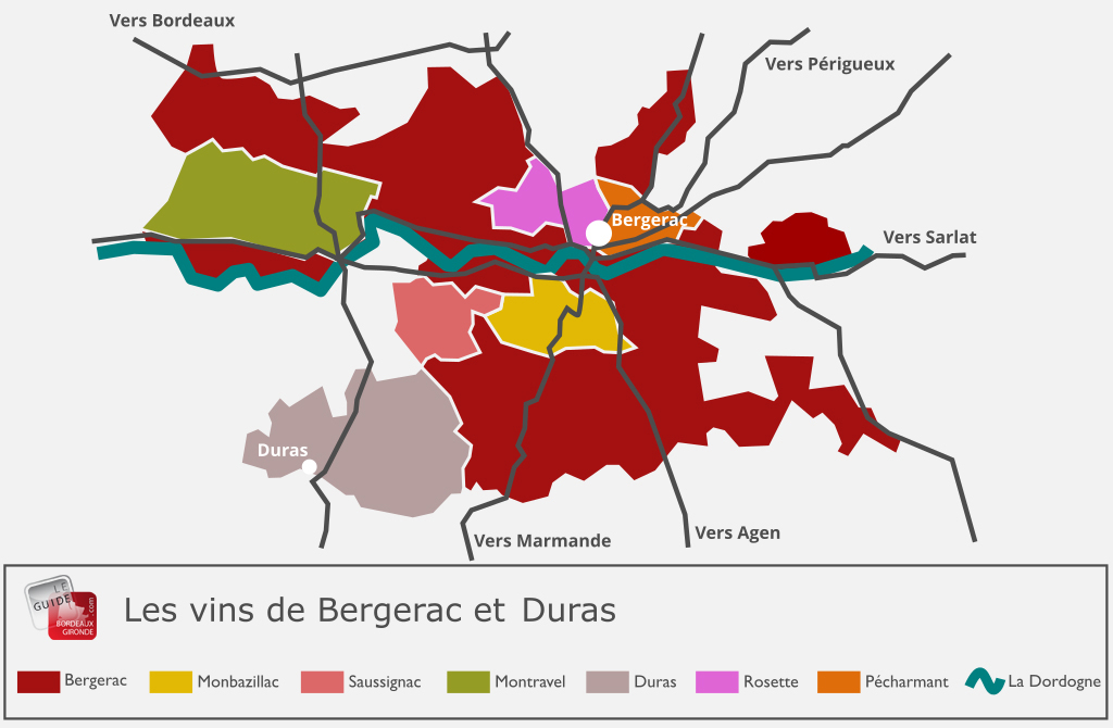 Wines of Bergerac and Duras