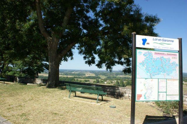 Plan du Lot et Garonne